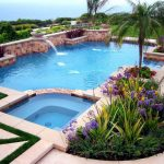 swimming pool landscaping ideas for backyard youtube