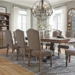 tanshire table ashley furniture dining tables dining