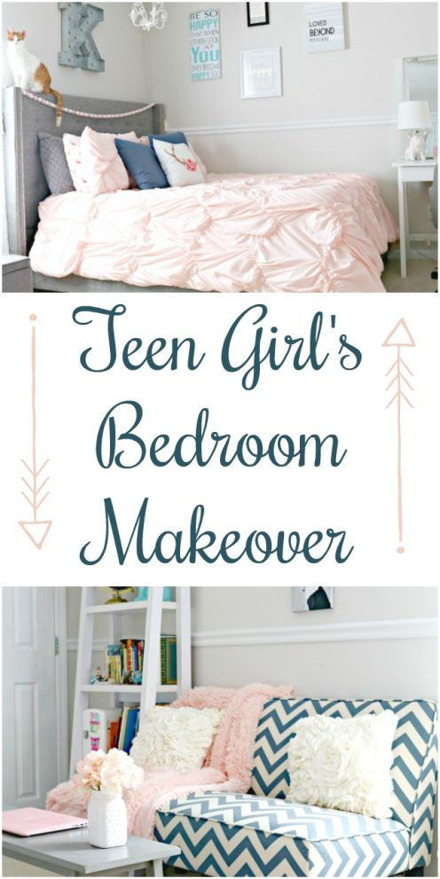 teen girls bedroom makeover mom 4 real