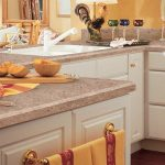 the 5 most popular kitchen countertop edge options