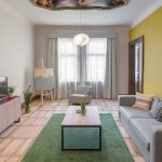 the art house two bedroom apartment with balcony prague