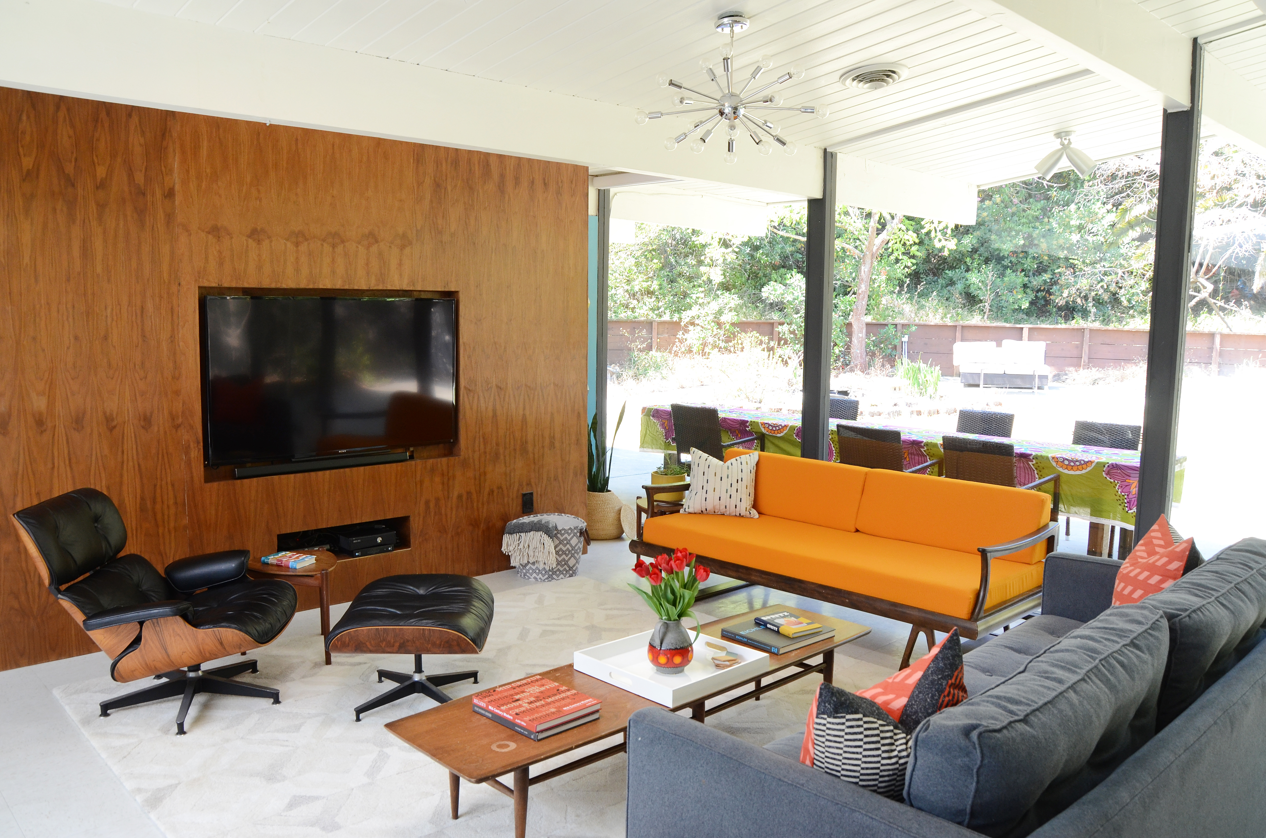 the basics of mid century modern design apartment therapy