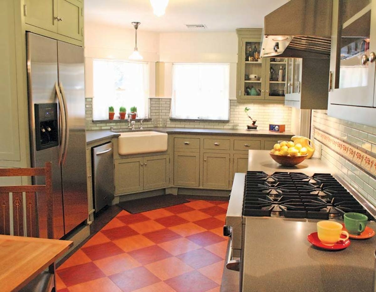the best flooring choices for old house kitchens restoration