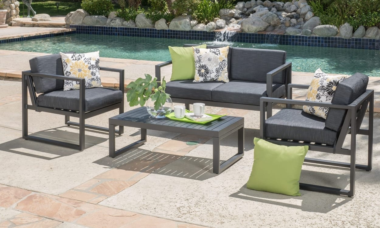 the best outdoor materials for your patio furniture