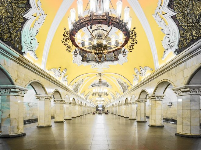 the eerie similarity between russias palaces and metro stations wired