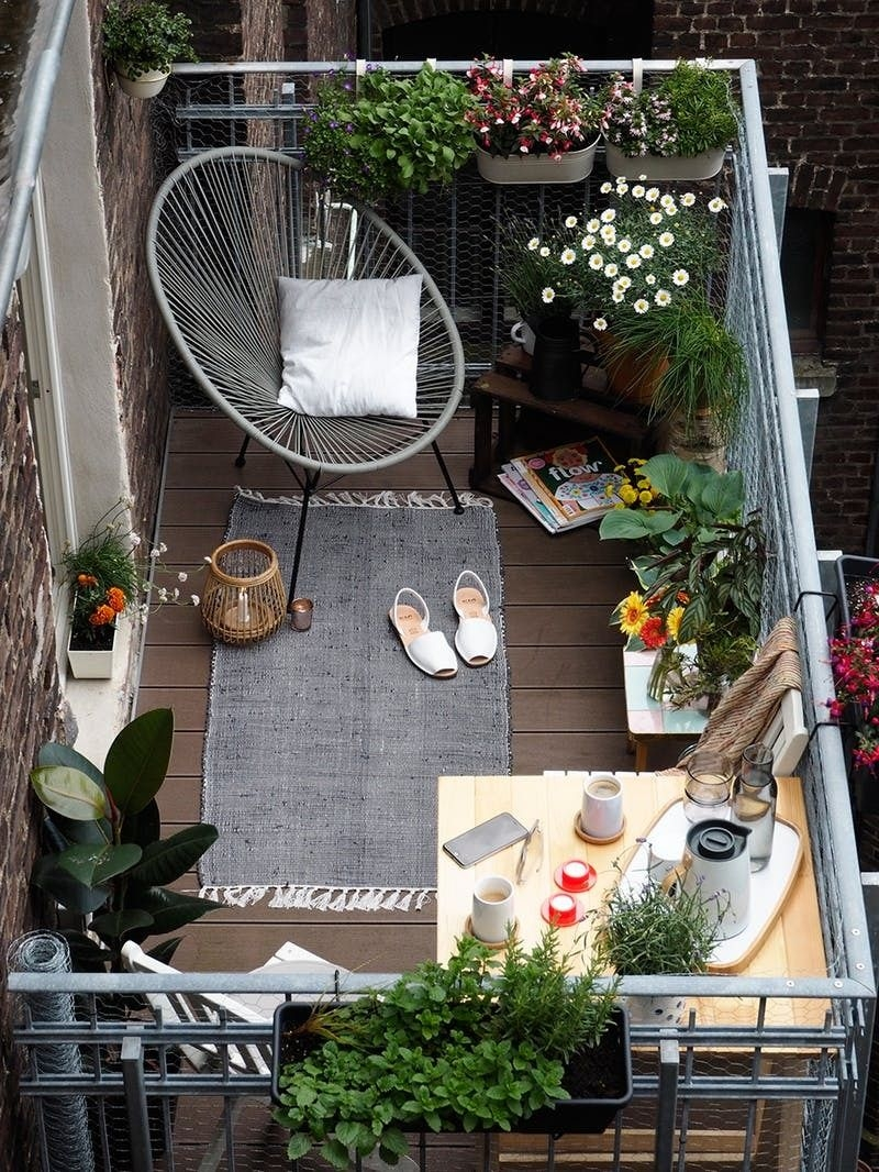 the great outdoors small space style 10 beautiful tiny