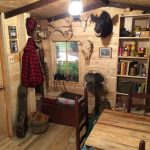 the man cave cabin that has to be seen to be believed
