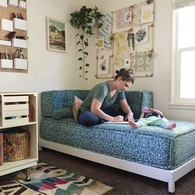 the mattress makeover diy chaise lounge in 2019 diy