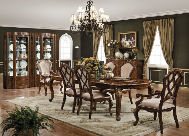 the monaco formal dining room set orleans international