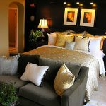 the name of this image is romantic bedroom decorating ideas