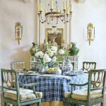 the painted swedish chairs great chandelier the blue