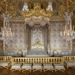 the queens apartments palace of versailles