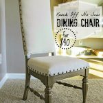 the scoop 145 dining chair makeover dining chairs