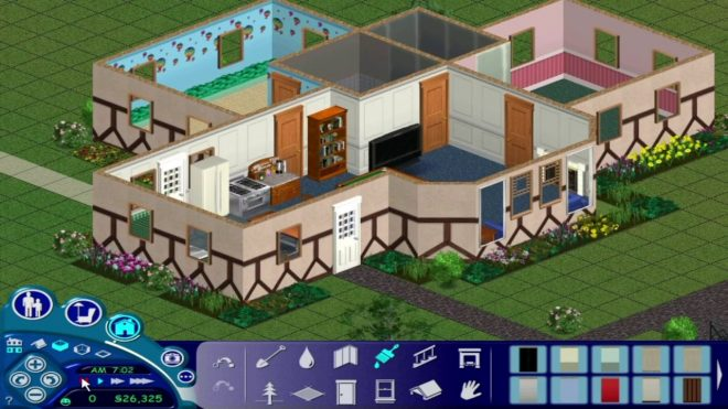 the sims 1 moving in