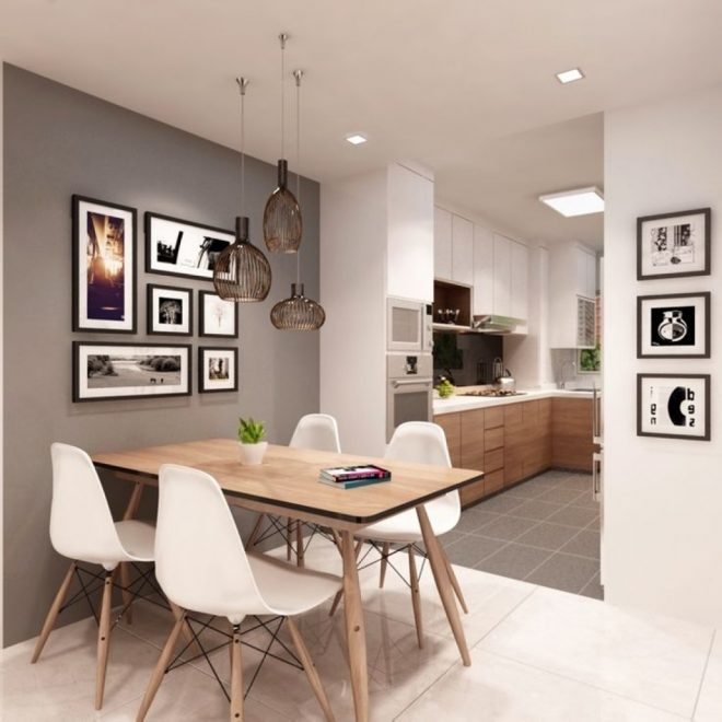 the stylish small apartment dining room ideas for property
