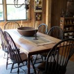 the wool cupboard dining table windsor chair and