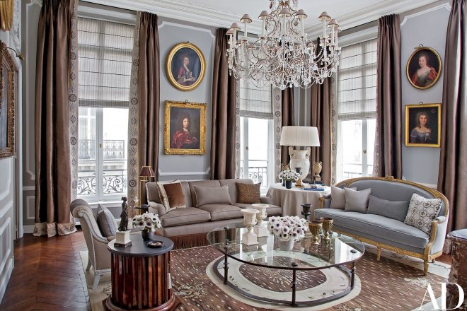 this american couples paris home celebrates french style