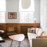 this midcentury modern nyc apartment was inspired