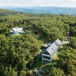 this upstate new york art barn is a panoramic paradise