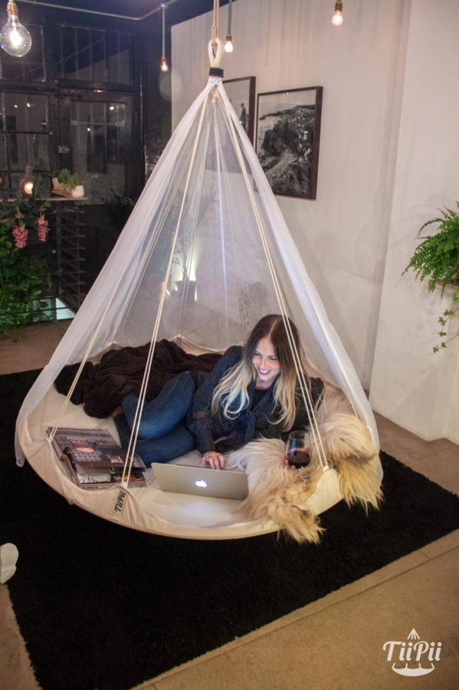 tiipii hanging bed