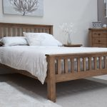 tilson solid rustic oak bedroom furniture 46 double bed ebay