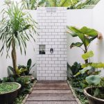 tips for building an outdoor bathroom lessenziale