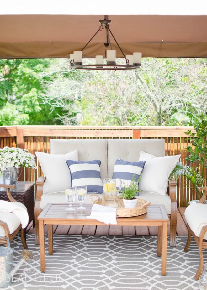 tips for creating a cozy outdoor living space video nick