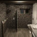 tips for creating a masculine bathroom remodeling