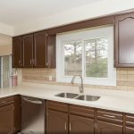 to do spray painting kitchen cabinets well the chocolate home