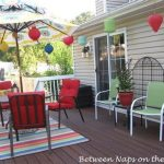 top 10 beautiful deck decorating ideas for summer 2018 home