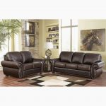 top grain leather living room sets
