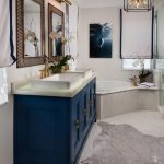 top navy blue bathroom with 21 pictures classicfi reservices
