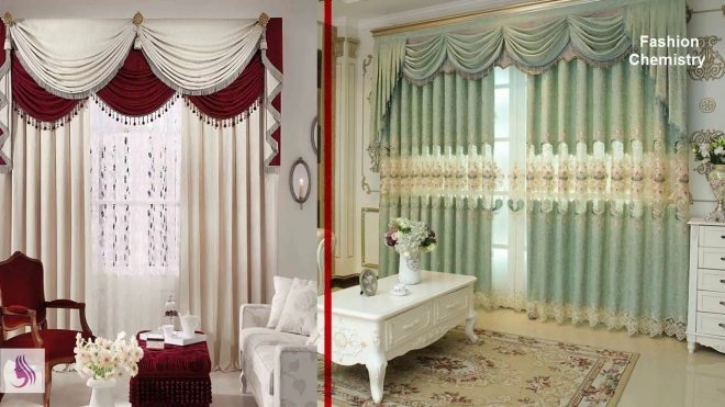 top stylish simple curtain designs living room ideas