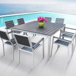 torino 9 piece square dining set square dining tables