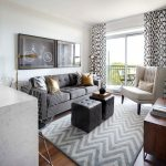 toronto jute chevron rug living room transitional with black