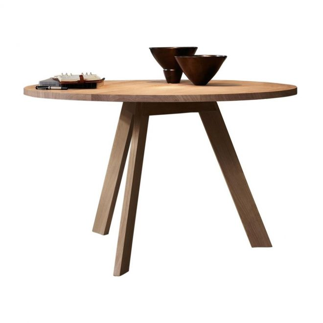 tosh solid wood dining table
