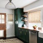 tour holland rodens cheery bright bungalow simple kitchen