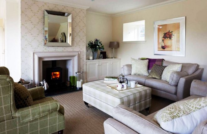 traditional cozy living room ideas how to build a house