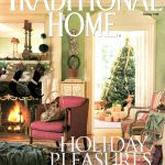 traditional home magazine holiday 1998 back issue