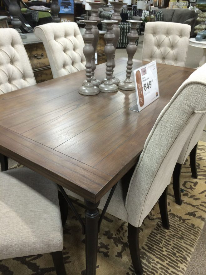 tripton table ashley furniture thought someone would