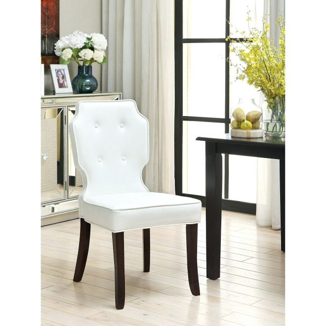 tufted dining chair set of 2 tufted dining chair set of 2