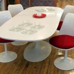 tulip dining table inspiration and design ideas for dream