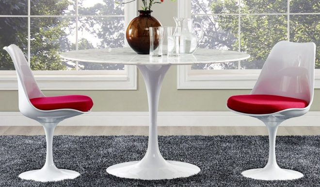 tulip table the timeless appeal of the mid century modern