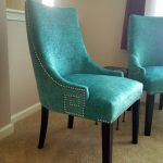 turquoise chair turquoise dining chairs blue dining room