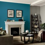 turquoise living room design homesfeed