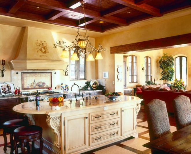 tuscan kitchen decor style codeambiance decorations ideas tuscan