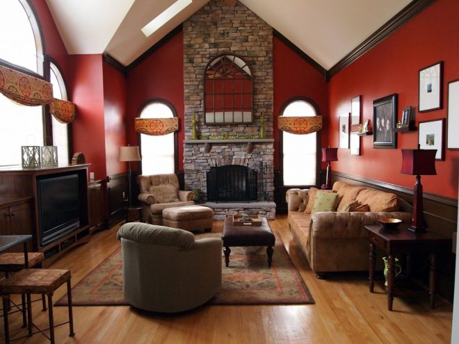 two story room paint ideas two ideas for two story family rooms