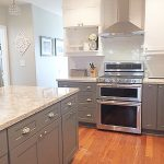 two toned cabinets kitchen cabinet design kitchen