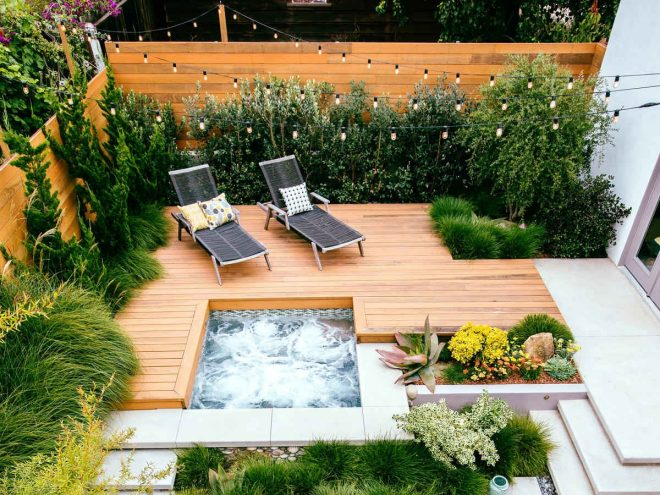 unique backyard deck and patio designs photos decorating