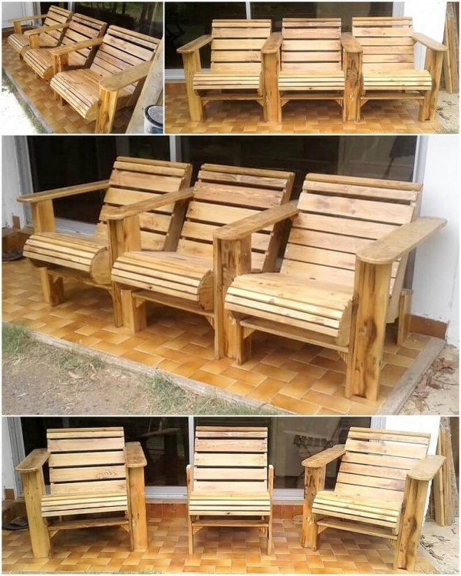 unique diy projects with wood pallets diy wood projects